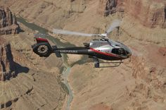 Lake Mead, Hoover Dam, Grand Canyon, Las Vegas and more by helicopter. So cool!
