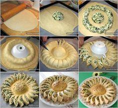 Ispanaklı Börek Yapımı | Hobinisat
