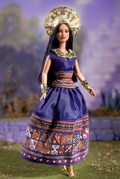 Принцесса инков ™ Barbie® Doll   2001