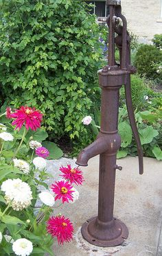 water pump... I'm starting to notice a trend here....