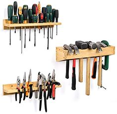 Tool Wall Storage, Diy Garage Storage, Shed Storage, Storage Rack, Garage Workshop Organization, Workshop Storage, Wood Shop Organization, Tool Shed Organizing, Deco Depot