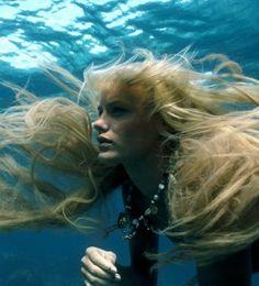 Madison- she's a mermaid