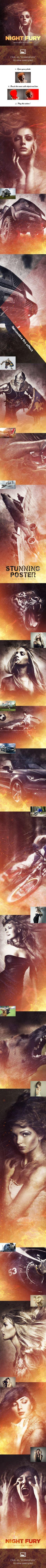 Night Fury Photoshop Action CS3+. Download here: http://graphicriver.net/item/night-fury-photoshop-action-cs3/16074494?ref=ksioks