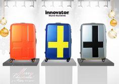 innovator suitcase By Trio Coporation