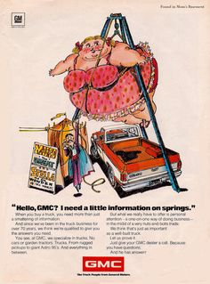 I need a little information on springs Classic Gmc, Gmc Pickup Trucks, Buick Gmc, Print Ads, Vintage Advertisements, Brochures, Car, Fun Stuff, Wicked