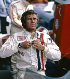 TAG Heuer Monaco and Steve McQueen