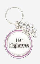 """""""Her Highness"""" Pet Charm"""