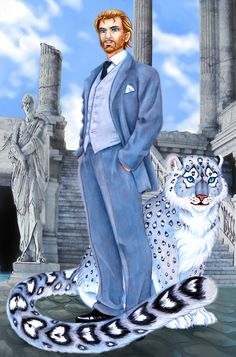 Lord Asriel and Stelmaria by larkabella on DeviantArt Lord Asriel, The Golden Compass, His Dark Materials, Book Series, All Art, Drugs, Northern Lights, Fandoms, Urban