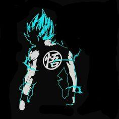 Goku (最後の究極-Last Ultimate) Dragon Ball Gt, Beast Logo, Dbz Wallpapers, Naruto Wallpaper, Pop Art, Anime Art, Fantasy, Artwork, Super Saiyan