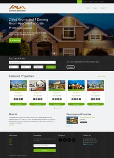 20 best free real estate html templates images on pinterest html real estate bootstrap template the bootstrap themes maxwellsz