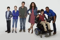 SPEECHLESS Review New 2016 ABC Comedy starring Minnie Driver, John Ross Bowie, Micah Fowler, Cedric Yarbrough, Kyla Kenedy, Mason Cook