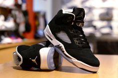 Nike Air Jordan 4 Green Oreo Fur Buty Męskie