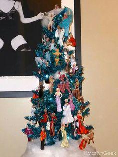 Marilyn Monroe Christmas Ornaments | Marilyn Monroe Collectors ...