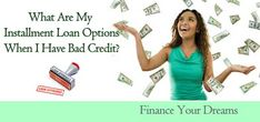 Bad Credit Installment Loans will help you to meet your monetary emergencies. These loans are most ideal option; it's quick, prompt and extremely reliable financial support. Apply now at 1 hour payday loans Chicago. Bad Credit Payday Loans, No Credit Check Loans, Loans For Bad Credit, Build Credit, Need Money Fast, Quick Money, Fast Cash Loans, Quick Loans, Loan Lenders