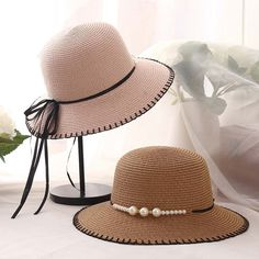 Go for this Wide Brim Pearl S... with our Free Shipping. Shopping is fun! Share http://chictone.com/products/wide-brim-pearl-straw-hat?utm_campaign=social_autopilot&utm_source=pin&utm_medium=pin with your buddies :)