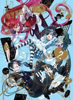 Kuroshitsuji II OAV 1 / OAV 4 : Ciel in Wonderland