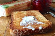 Our favorite toasting breads.