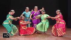 Bharatanatyam Dance Performance - Indian Classical Dance - Madura Margam...
