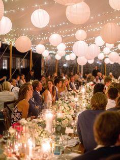 Maggie and Jesse - Stoneblossom Wedding Tent Lighting, Wedding Lanterns, Tent Wedding, Wedding Ceremony Decorations, Wedding Paper, Wedding Centerpieces, Floral Wedding, Wedding Flowers, Dream Wedding