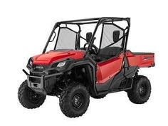 New 2016 Honda Pioneer 1000 EPS ATVs For Sale in Missouri. Not Just Bigger: Better.The outdoors is meant to be explored. The highest hills, the deepest canyons, and the farthest reaches of the forests all lie in wait. And now, we bring you an entirely new vehicle that can get you there.The all-new Pioneer 1000 is the world's preeminent side-by-side, both in the Honda lineup, and the industry. Built around a class-leading 999 cc twin-cylinder engine, it can haul up to 1,000 pounds and can tow…