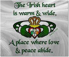 The Irish Heart