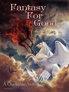 #NewRelease ~ Fantasy For Good: A Charitable Anthology Edited by Jordan Ellinger and Richard Salter | 12/9/2014 | Trade Paperback & eBook | From Sword & Sorcery to Paranormal Romance, from Weird Fiction to Fairy Tales, Fantasy For Good presents a wide range of exciting short fiction to accommodate every taste. In this collection of thirty stories, legendary authors (including NYT Bestsellers and World Fantasy Award winners) and great new up-and-comers in the genre spin tales of magic and…