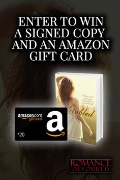 Win a $20 Amazon Gift Card, Signed Copies & eBooks from Author Penny Lam http://www.romancedevoured.com/giveaways/win-a-20-amazon-gift-card-signed-copies-ebooks-from-author-penny-lam/?lucky=17226