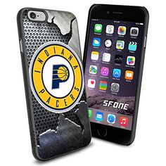 """Indiana Pacers Basketball Iron iPhone 6 4.7"""" Case Cover Protector for iPhone 6 TPU Rubber Case SHUMMA http://www.amazon.com/dp/B00VQ9ER1M/ref=cm_sw_r_pi_dp_jWoPwb0WY998D"""