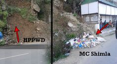 MC Shimla and HPPWD: Two super-efficient departments of Himachal govt