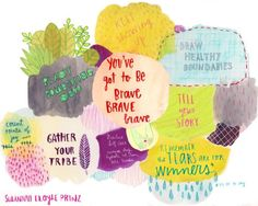 How To Be Brave by Susannah Prinz