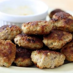 Curry Spiced Mini Turkey Burgers. Contains yogurt. Raw, full fat dairy, especially fermented, is best, followed by organic, non-homogenized dairy.