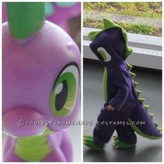 Coolest Homemade My Little Pony Toddler Costumes ...This website is the Pinterest of costumes