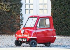 World Of Classic Cars: Peel P50 1964 - World Of Classic Cars -