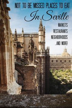 Figuring out where to eat in Seville can be tricky! This guide, full of tips for foodie gems all throughout the city, will ensure you eat only the best!