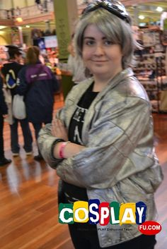 Quicksilver Cosplay from X-Men: Days of Future Past in July OZComicCon 2014 AU