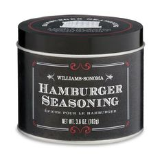 Secret's out.  Friends and family ask why my burgers taste so insane.  This is one of the 2 ingredients!