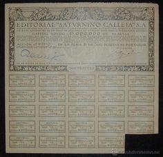 Editorial Saturnino Calleja (Cuentos de Calleja), San Sebastián (1921)