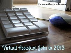 Top Virtual Assistant Services for 2013 - The Work at Home Wife