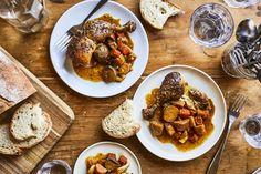 Geneviève O'Gleman's Slow-Cooker honey-mustard chicken Confort Food, Little Potatoes, Honey Mustard Chicken, 15 Minute Meals, Recipe Details, Perfect Food, Main Meals, Slow Cooker Recipes, Healthy Recipes