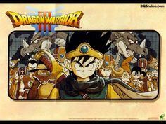 TOP 12 NINTENDO N.E.S. / FAMICOM | DRAGON WARRIOR III / DRAGON QUEST III...