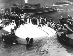 1915 eastland disaster | Today it's a spot along the Chicago River halfway between the ...