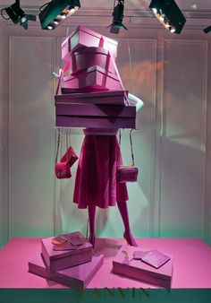 Escaparate Lanvin