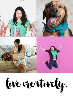 Live Creatively | Hey Love Designs