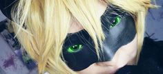 DIY Mask Chat Noir Miraculous