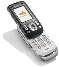 Sony Ericsson Walkman was ideal for music, it had that uber loud volume which made it a must during an era where the player was the cool kid on the block and everyone wanted music on the go. Sony Phone, Smartphone, Kids On The Block, My Childhood Memories, Cool Gadgets, Mp3 Player, Games For Kids, Cool Kids, Ipod