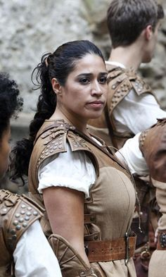 The Quest TV Review ~ Too bad the one Representin' was banished. Fare thee well, Leticia!