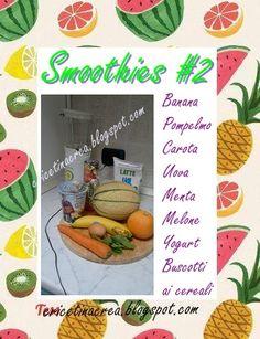 Smoothies # 2 Sara