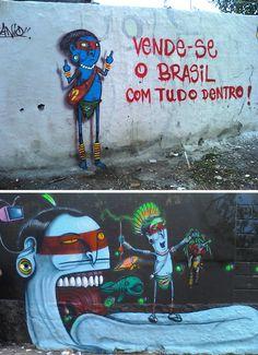 #streetart #cranio  CRANIO