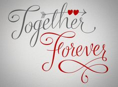 Together Forever – Jason Wong – Friends of Type