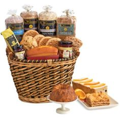 Breakfast In Seattle Gift Basket in Holiday 2012 from Made In ...